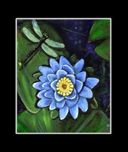 Lilly Pad Art Print