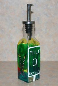 Mile Marker 0 Oil Bottle