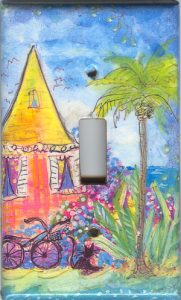 Key West House Switch Plate Cover