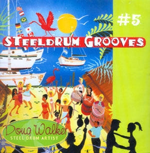 Steel Drum Music CD