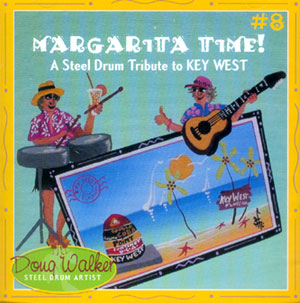 Steel Drum Music CD