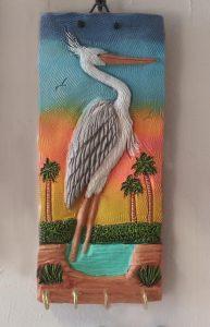 Stork Key Hook