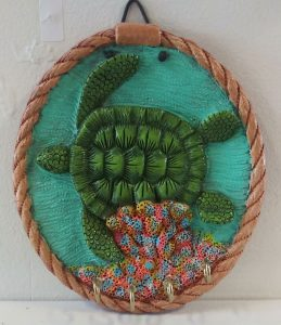 Turtle Key Hook