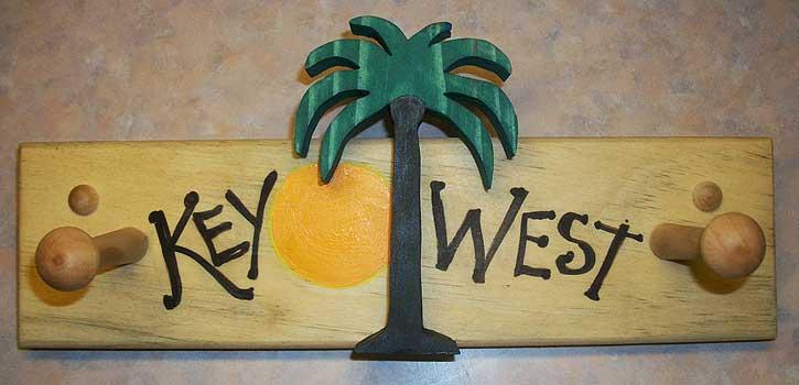 Key West Coat Hanger