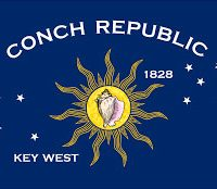 Conch Replublic Flag