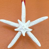 Starburst Christmas Tree Ornament